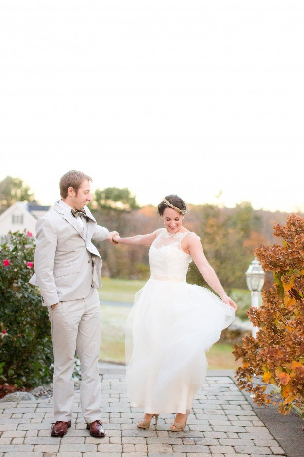 boston fall wedding inspiration