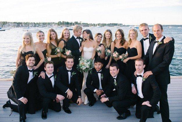 Marblehead Wedding