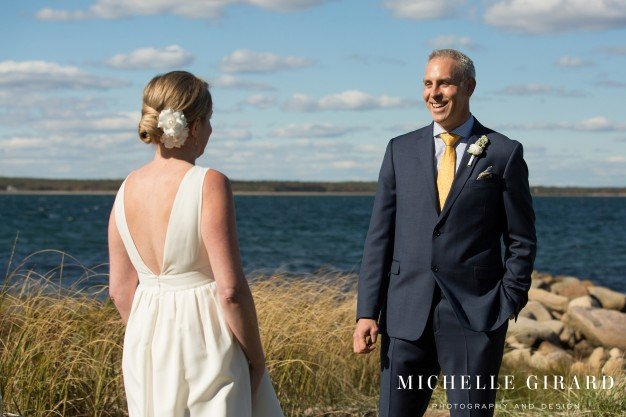 Backyard Cape Cod Wedding
